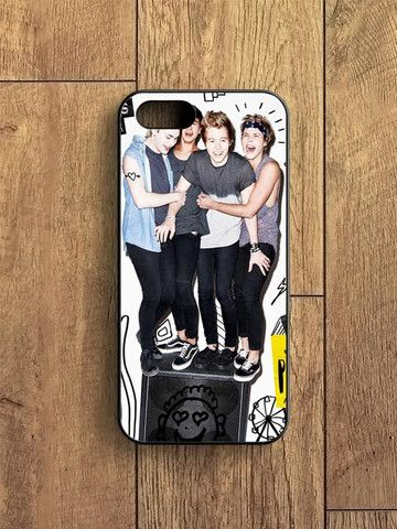 5 Seconds Of Summer Stereo iPhone 5S Case