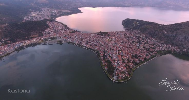 The lake is especially beautiful in autumn and spring, the best seasons to get to know the city. #greece… https://vimeo.com/192365913