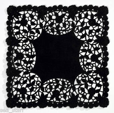 black paper doilies Bellow are all the black paper doilies we found for you all items are comfortable and at a reasonable price you can find here 3d bedding sets, living room curtains, car accessories and so on.