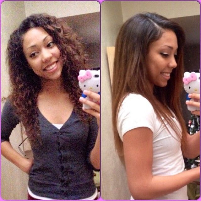 Yummy hair Deep curl (14-16in)+(18-20in)   Healthy Hair ...
