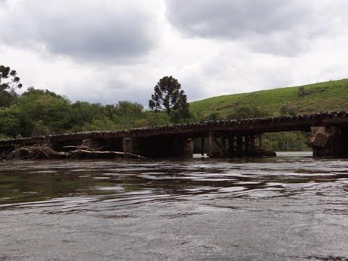 Rio Pelotinhas - Coxilha Rica - Lages SC - cicero r maciel