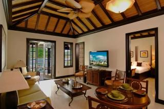 Luxury and self catered come together at Scrub Island Villa
