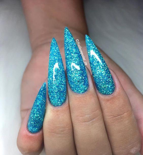 Best 25+ Short fake nails ideas on Pinterest | Fake nail ...