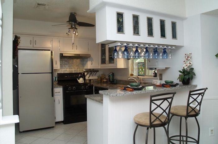 les 25 meilleures id es de la cat gorie cuisine ouverte sur salon sur pinterest budget de. Black Bedroom Furniture Sets. Home Design Ideas