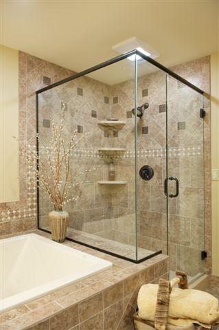 25 Best Ideas About Glass Bathroom On Pinterest Modern Bathrooms Modern Bathroom Design And Framed Shower Door