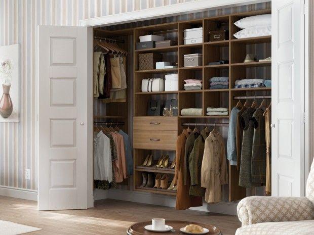 Reach-In Closets - California Closets                                                                                                                                                                                 More