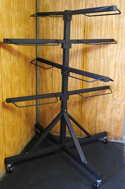 Saddle Racks Stands And Carts