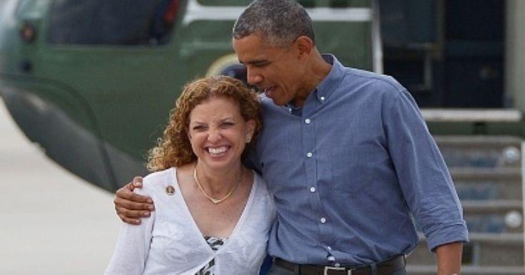 Obama Endorses Debbie Wasserman Schultz For Florida Seat: Establishment Sticking Together - The Ring of Fire Network