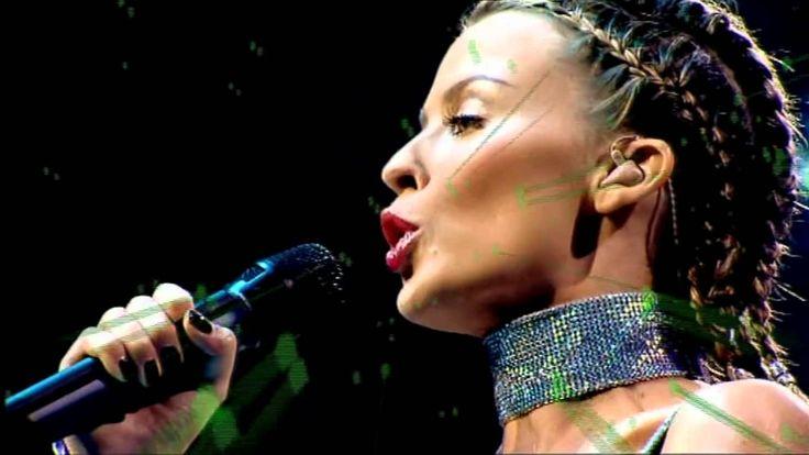 Kylie Minogue - Love At First Sight (Live Fever Tour 2002 Manchester)