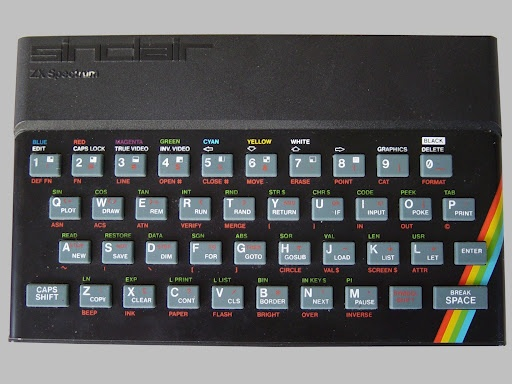 Happy 30th Birthday ZX Spectrum