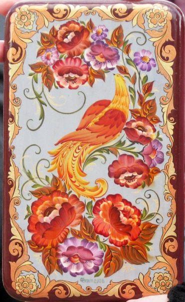 украинская роспись