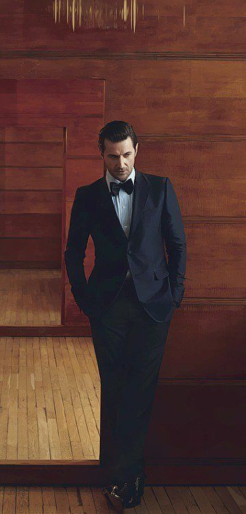 #RichardArmitage for Esquire Magazine.