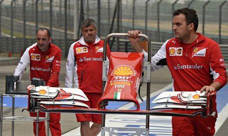 Ferrari use Enzo's old method to recruit much-needed new broom | Richard Williams