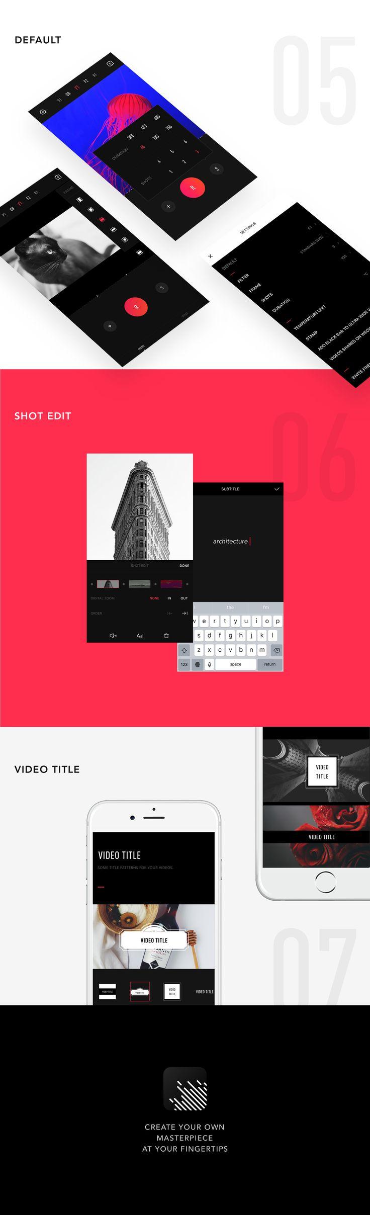 VUE - video editor & movie maker