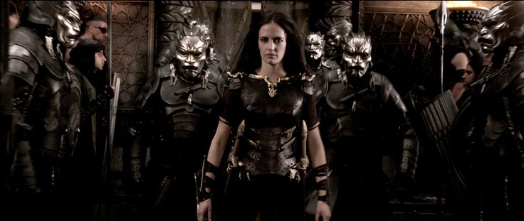 300 | Eva Green as Artemisia in 300: Rise of an Empire.(click the image for ...