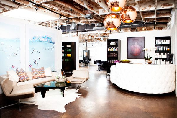 Andy LeCompte Salon - Top Hair Salons With The Coolest Interiors - Photos