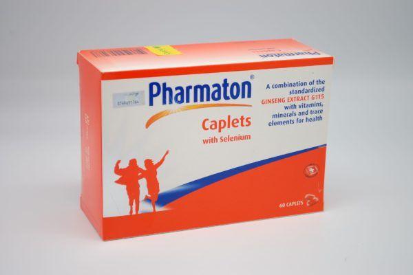 فيتامين فارمتون Pharmaton Vitamin تعرف على دواعى الاستخدام Vitamins Ginseng Selenium