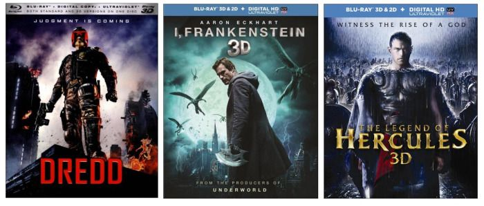 Best Buy: Blu-ray and 3D Blu-ray Movies As Low As $4.99 (Regularly Up to $22.99)