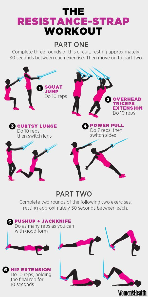 This 6-Move Resistance-Strap Workout Tones Your Abs and Back Like Whoa  http://www.womenshealthmag.com/fitness/suspension-training-workout?adbid=601096357777002497