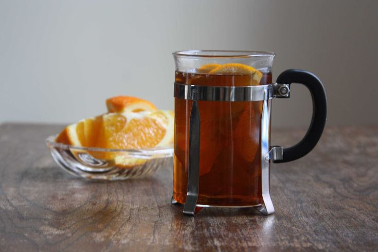 Vodka and ginger hot toddy | Gin and Crumpets