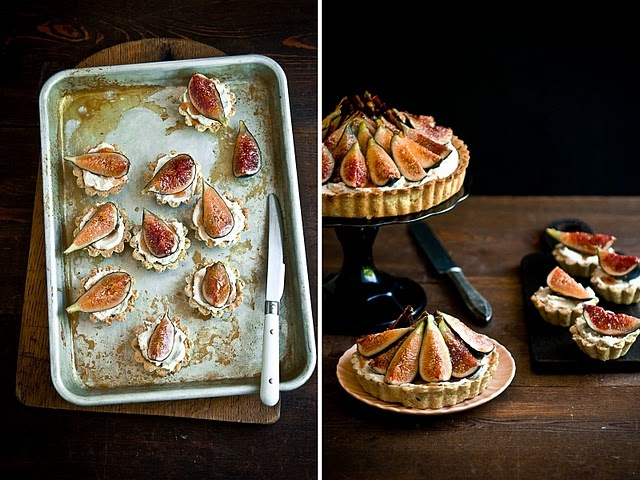Mascarpone, Gorgeous Desserts, Recipes, Food Things, Mascarpone Tarts ...