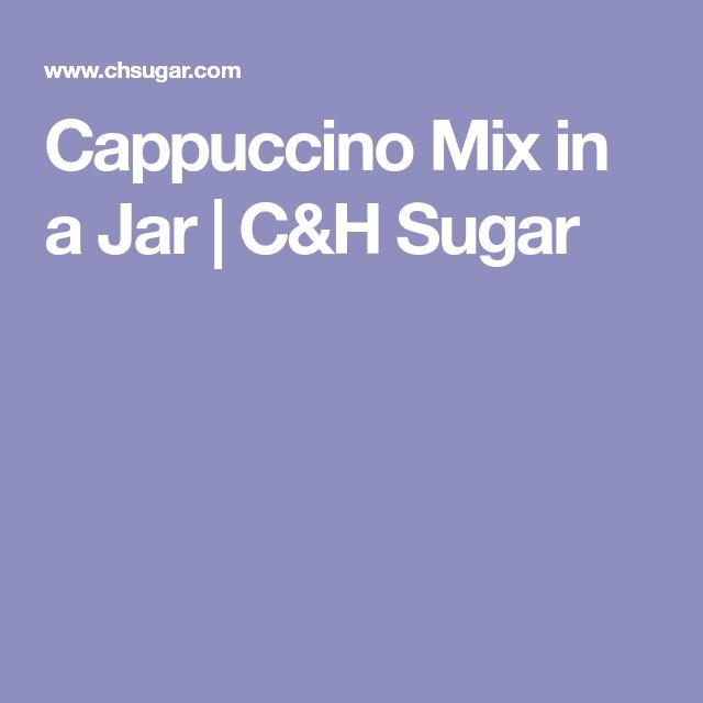 Coffee Mix, Jar, French Vanilla