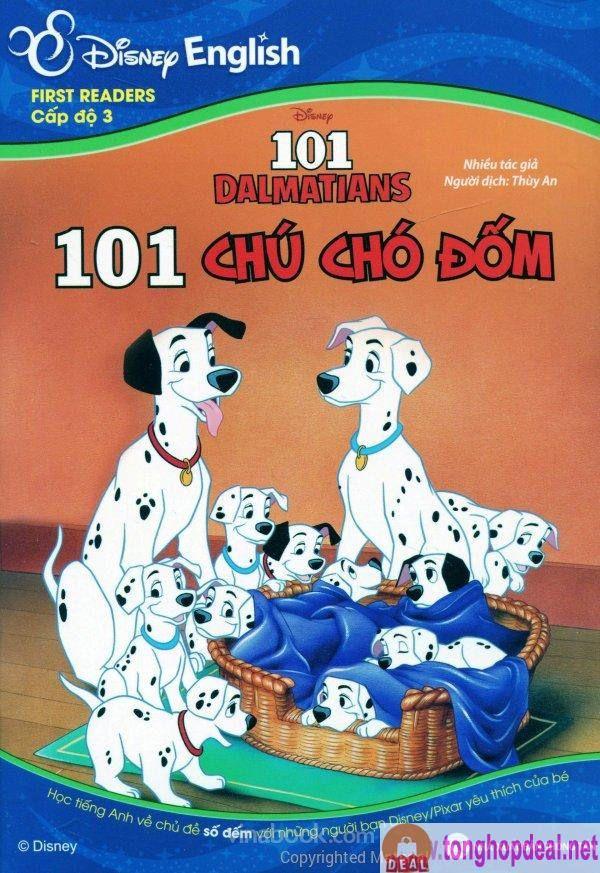 First Readers Cấp Độ 3 – 101 Chú Chó Đốm   Tài liệu hay Flickr   Pinterest