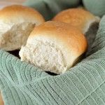 Mel's Kitchen Cafe | Chewy Italian Rolls {Step-by-Step}