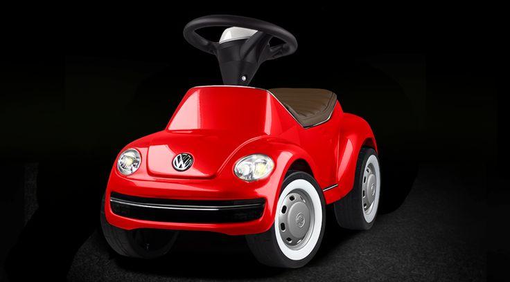 Luxus Present Kids Beetle Red 1