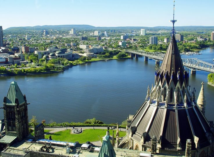 Fly from Barcelona to Ottawa for just 369 EUR