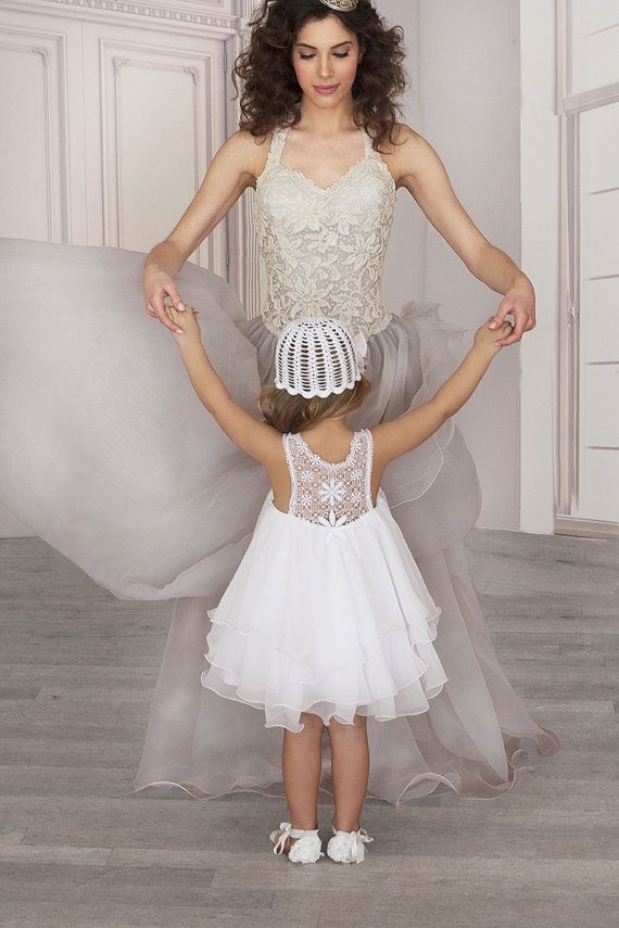 Christening Dress Christening Gown Muslin by StyledByAlexandros