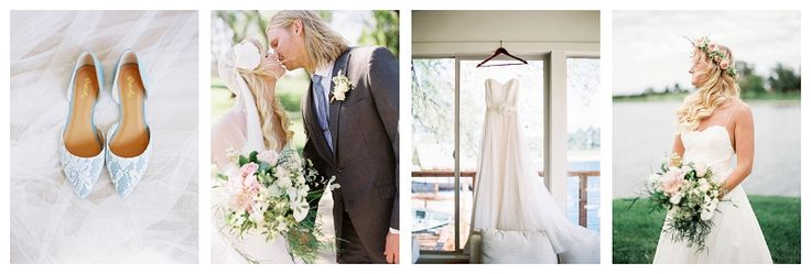 Tulle & Grace Photography   Blush Wedding   White Wedding   Lake Wedding   Destination Wedding   Fine Art Film
