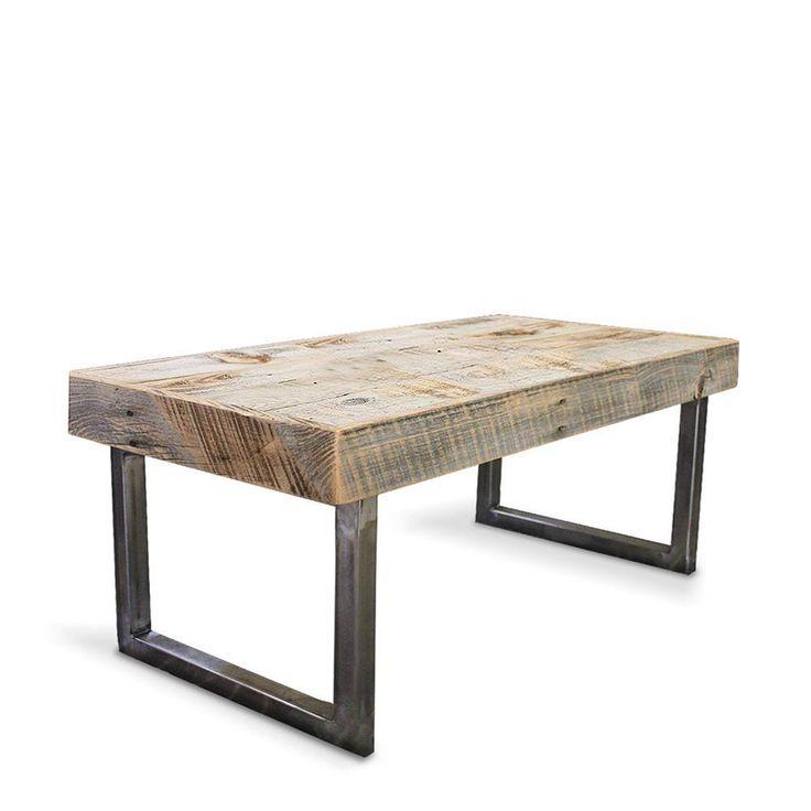 Reclaimed Wood Coffee Table Stainless Steel Legs: Best 25+ Coffee Table Legs Ideas On Pinterest
