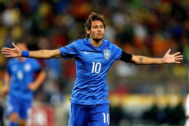 Venha torcer por Neymar e a Seleção Brasileira com a equipe da Globo, que prepara a maior cobertura já feita de uma Copa do Mundo (Foto: Mow...