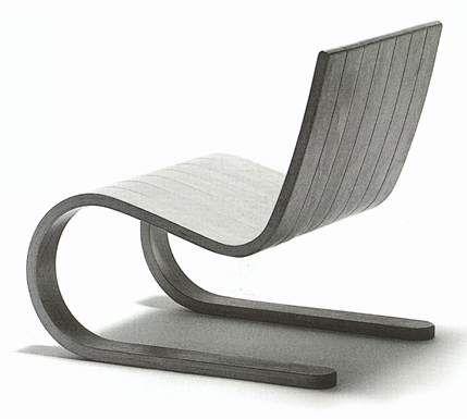 cantilevered chair  Roald steen hansen