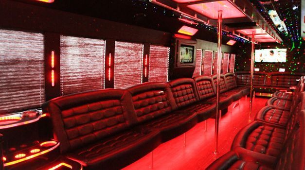 #Partybusrentals are a great way to enjoy a sporting event in style with your friends.