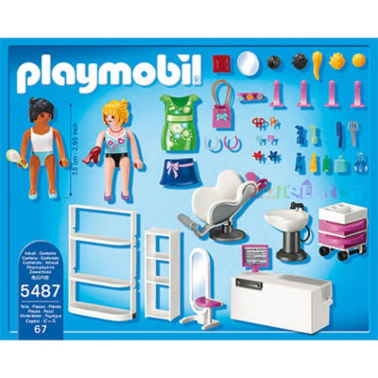 15 best playmobil images on Pinterest Ox, Police station and - playmobil badezimmer 4285