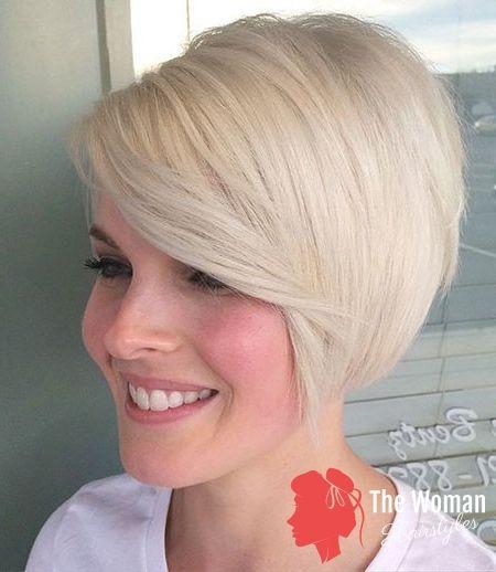Trendy Short Haircuts für Frauen