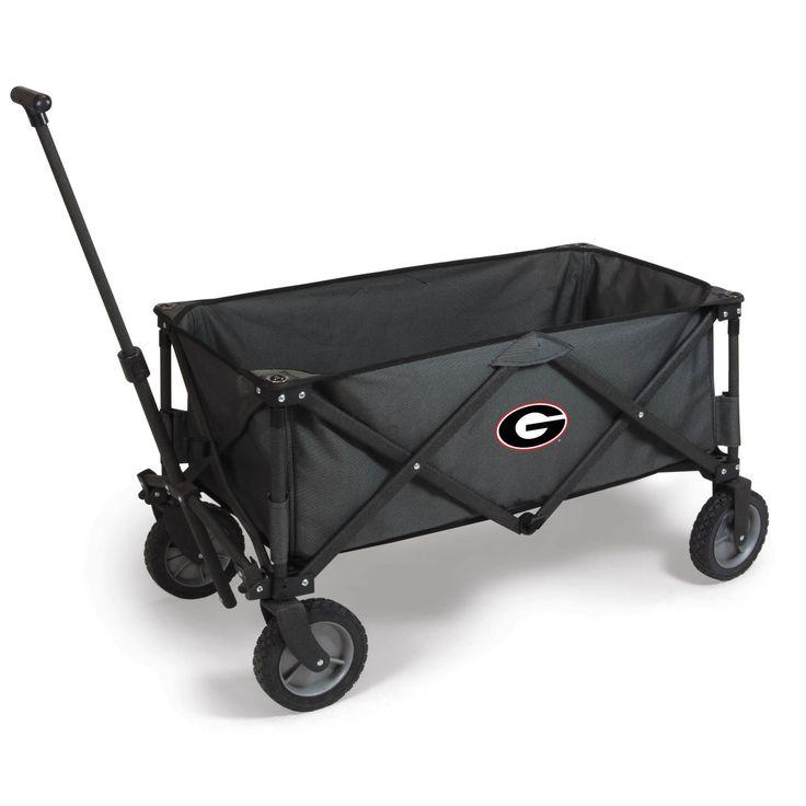 Georgia Bulldogs Portable Adventure Wagon