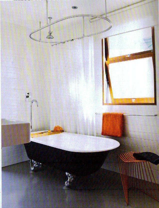 Love Vintage Done Modern Bathroom Room Envy