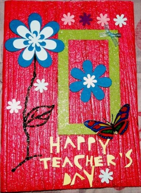 17 best images about handmade teachers day cards 20152016