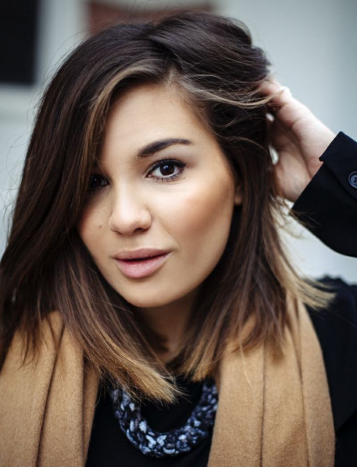 Perfect Fall Sombre Hair | Full Dose
