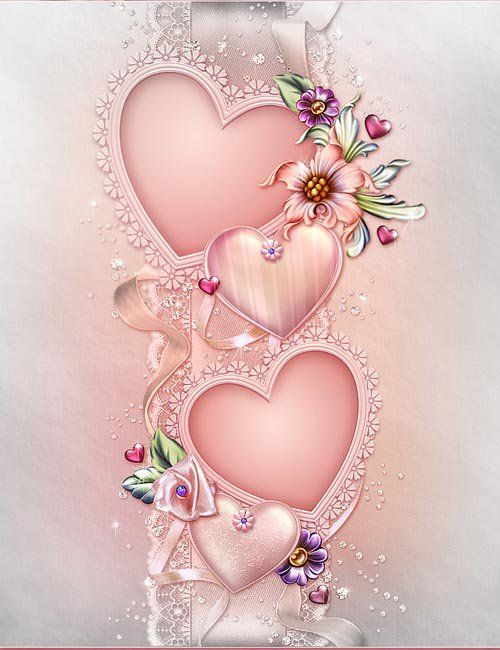 "Moonbeam's ~ ""Pink Valentine"" ~ moonbeam1212."