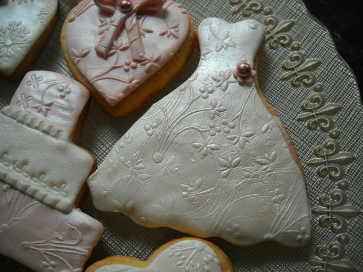 romantic cookies  Italian cookies by Paola Maugeri