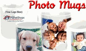 Photo Mugs -- Photos on Mugs with Personalization-Every Mom loves photos of her family near by! Why not every morning with coffee! #gift
