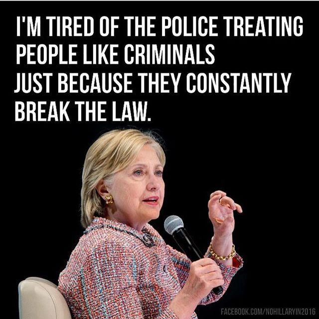 Hillary Clinton ladies and gentlemen.  #Hillary #Hillaryforprison2016…