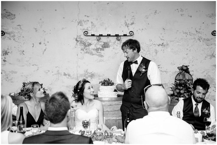 Speeches! Photos by Barb & Mr Boord Photography.