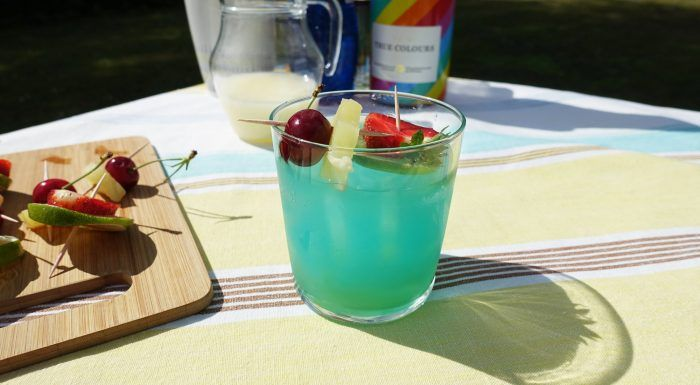 Pride Royal – sommarens färggladaste drink!