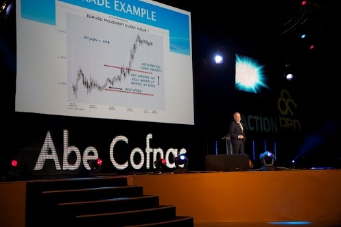 Forex expert Abe Cofnas to present 'Why You Should Trade Binary Options'    19:00 (AEST) 10th January, 2012
