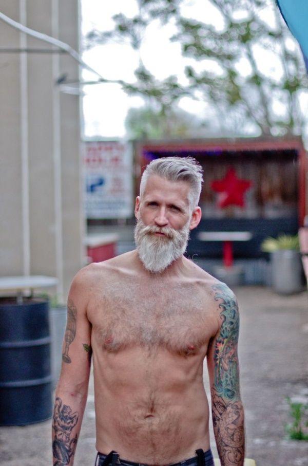 40 Grey Beard Styles to Look Devastatingly Handsome0211